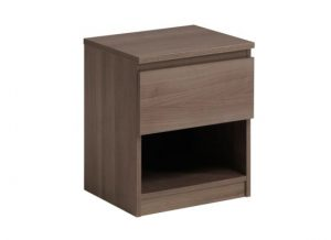 construire une table de chevet elegant table de chevet en. Black Bedroom Furniture Sets. Home Design Ideas