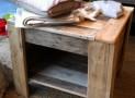 Conseil brico-déco : fabriquer un table de chevet sur mesure