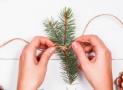 Des idées de décorations de jardin DIY pour Noël